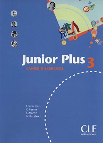 9782090354096: Junior Plus 3