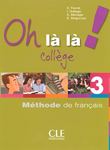 9782090354522: Méthode de français Collège niveau 3 : Livre + Cahier