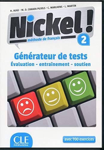 Nickel ! Fle Numero 2 - Generateur de Tests: Auge Helene