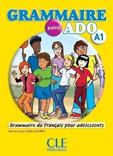 9782090380033 Grammaire Point Ado Livre Cd Audio