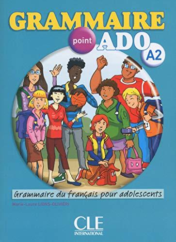 9782090380040 Grammaire Ado Livre Cd Audio A2 Abebooks