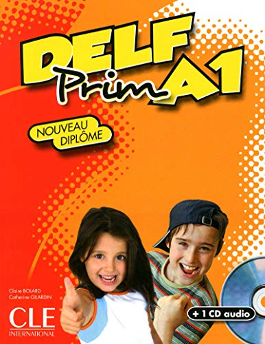 9782090380101: Delf Prim A1: Livre & Transcriptions, CD-Audio & Corriges (French Edition)