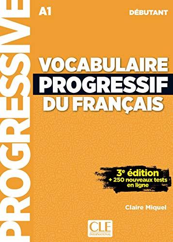 9782090380170: Vocabulaire progressif du français - Niveau débutant (A1) - Livre + CD + Appli-web - 3ème édition