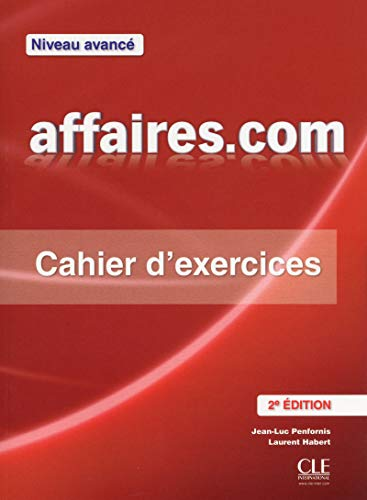 9782090380422: Affaires.Com: Cahier d'Exercices (French Edition)