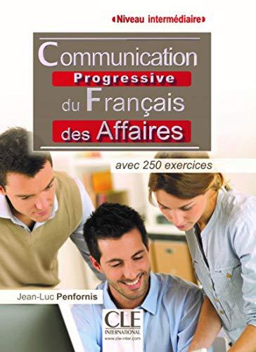 9782090380880: Communication Progressive Du Français Des Affaires. Livre. Niveau Intermédiaire