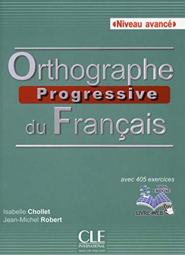 9782090380934: Orthographe progressive du français : Niveau avancé (CD inclus) (French Edition)