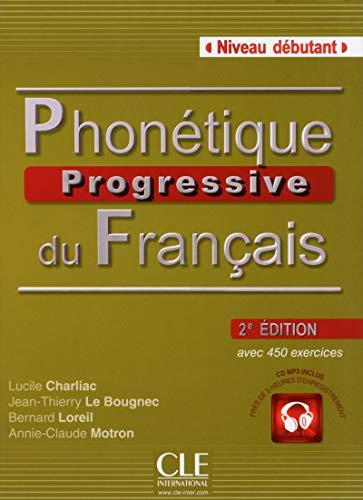 9782090381108: Phonétique progressive du francais - 2e dition (French Edition)