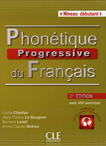PHONETIQUE PROGR FRE DEB 2ED: CHARLIAC LUCILE