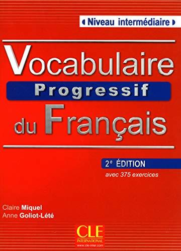 Vocabulaire progressif du français: Miquel, Claire