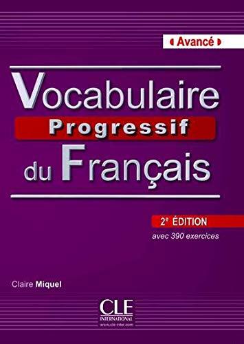 9782090381306: Vocabulaire Progressif du Francais - Nouvelle Edition: Livre + Audio CD (Niveau Avance) (French Edition)