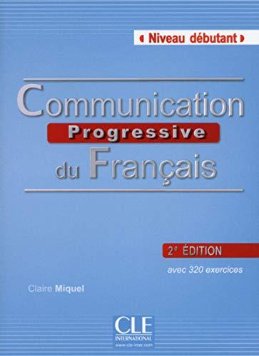 9782090381320: Communication Progressive du Francais - 2eme Edition: Livre de L'Eleve + CD-Audio (French Edition)