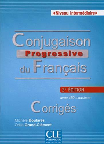 9782090381368: Conjugaison progressive du fran�ais - 2e �dition