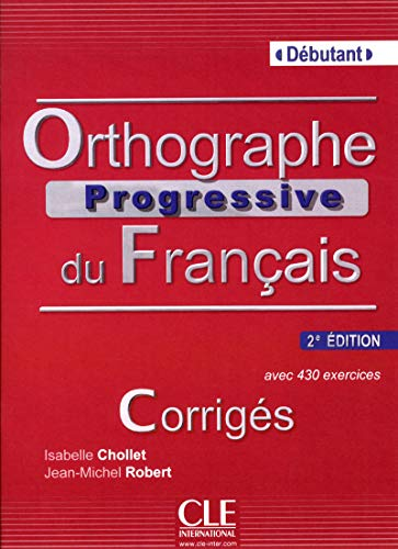 9782090381382: Orthographe Progressive du Francais (French Edition)