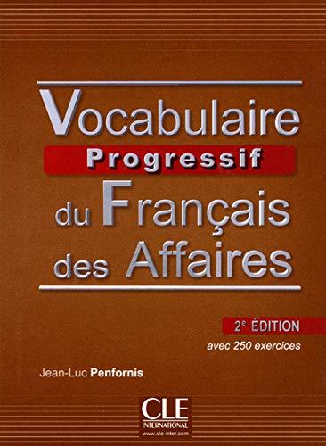 9782090381436: Vocabulaire progressif du francais des affaires 2eme edition: Livre + CD a
