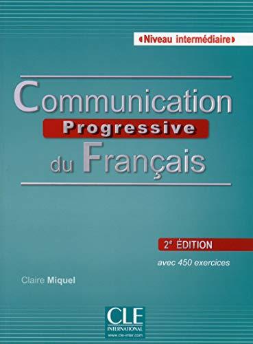 9782090381634: Communication progressive du français Niveau intermdiaire A2/B1 (1CD audio) (French Edition)