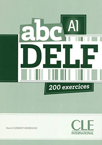 9782090381719: Collection Delf A1 Livre + Transcriptions + Corriges + CD MP3 (French Edition)