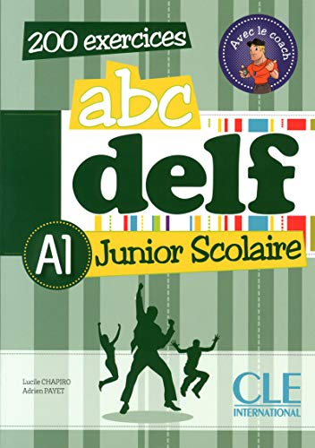 9782090381764: ABC Delf Junior: Livre de l'eleve A1 + Cd-rom