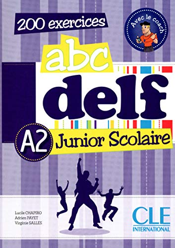 9782090381771: ABC DELF junior scolaire. A2. Per le Scuole superiori. Con espansione online