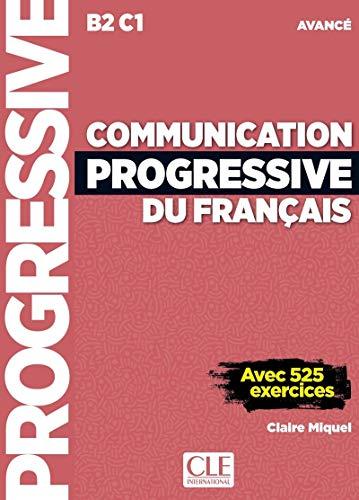 9782090382112: Communication progressive du français . Niveau Avance. Con CD-Audio