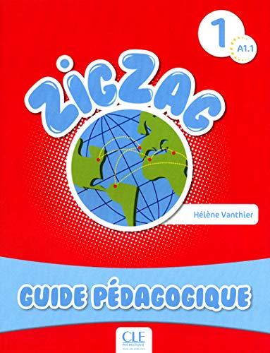 9782090383881: Zigzag. Niveau 1: Guide pédagogique