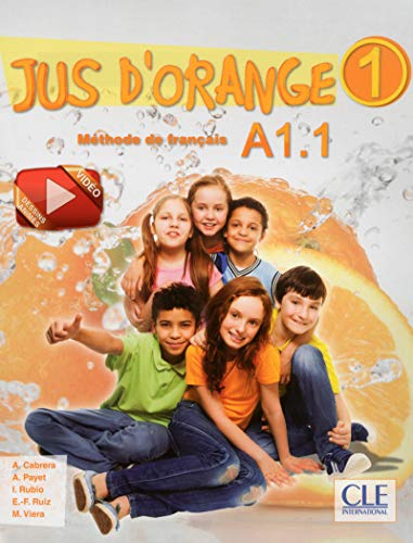 Jus D'Orange Niveau 1 Eleve + Dvd