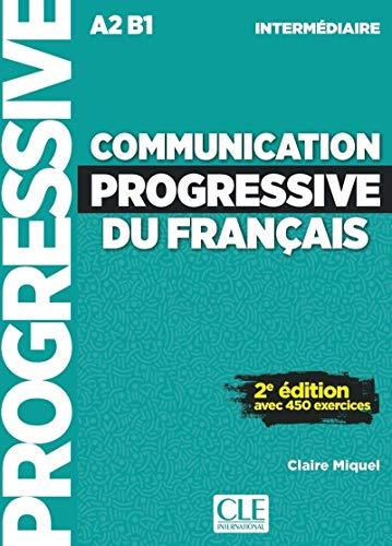 9782090384475: Communication progressive du français - Niveau intermédiaire - Livre + CD - 2ème édition - Nouvelle couverture [Lingua francese]