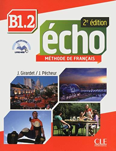 9782090384925: Echo B1.2 - 2eme édition (French Edition)