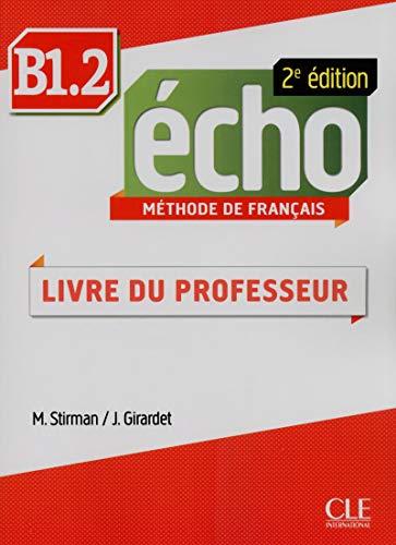 9782090384949: Echo B1.2 2ème édition
