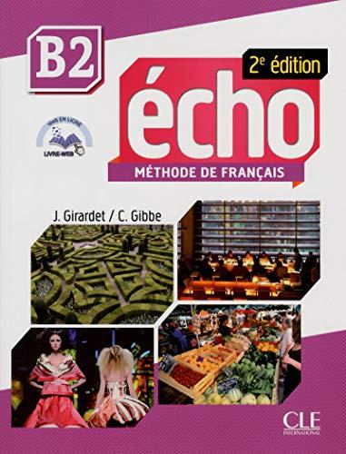 9782090384956: Echo B2 - 2ème édition (French Edition)
