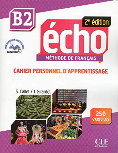 9782090384963: Echo B2 - 2ème édition (French Edition)