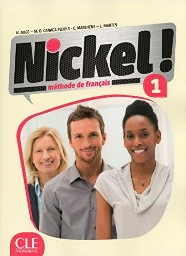 9782090384987: Nickel !: Livre de L'Eleve 1 + DVD-Rom (French Edition)