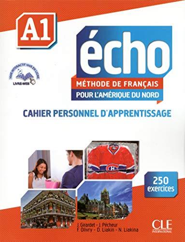 Écho - Méthode de français pour l'Amérique du Nord - A1: Collectif