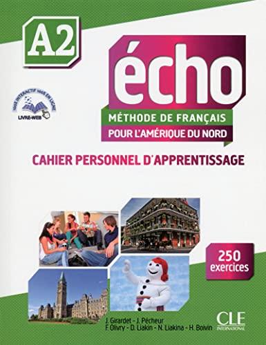 9782090385144: Echo A2 - pour l'Amérique du Nord (French Edition)