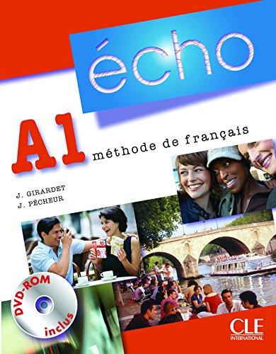 Echo A1 : Méthode de français (1DVD): Jacky Girardet
