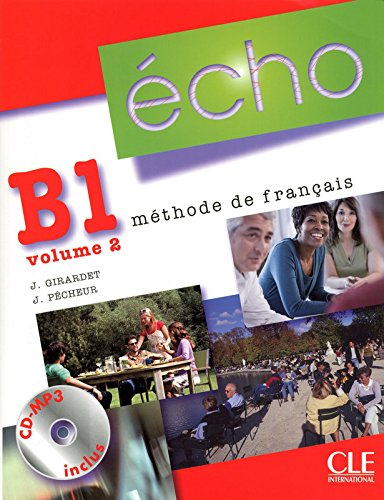 9782090385755: Echo B1 (Nouvelle Version) (French Edition)
