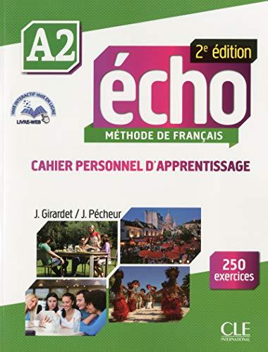 9782090385939: Echo. A2. Cahier. Per le Scuole superiori. Con espansione online