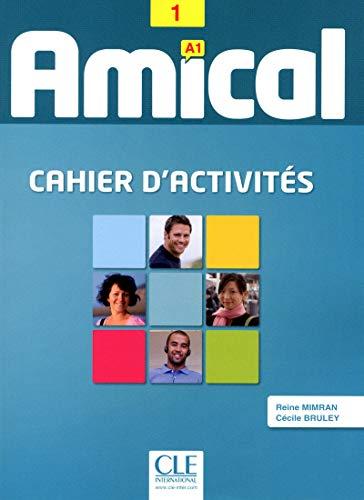 Amical Niveau 1 Cahier D'Activites + Cd