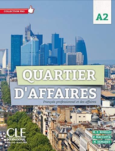 9782090386615: Quartier d'affaires: Cahier d'exercices 1 (French Edition)