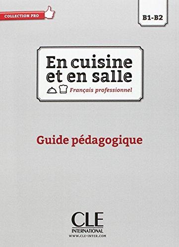 9782090386783: En Cuisine et en Salle Fle - Livre du Professeur