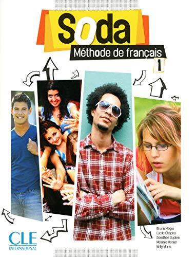 9782090387056: Soda. Méthode de français. Livre de l'eleve. Con DVD-ROM