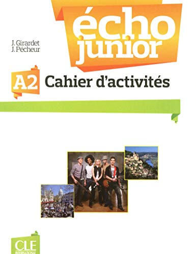 9782090387223: Echo Junior: Cahier d'Exercices A2 (French Edition)
