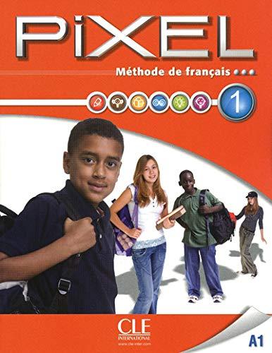 9782090387582: Pixel. Livello 1.A1. Llivre de l'élève. Per la Scuola media. Con DVD