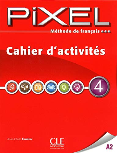9782090387681: Pixel: Cahier d'Activites 4 (French Edition)