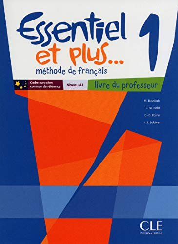 9782090387872: Essentiel et Plus: Guide Pedagogique 1 & CD-Audio (French Edition)
