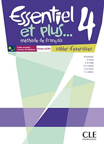 9782090387957: Essentiel et Plus: Cahier d'Exercices 4 (French Edition)
