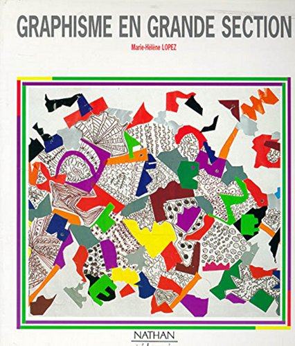 9782091032092: Graphisme en grande section (French Edition)