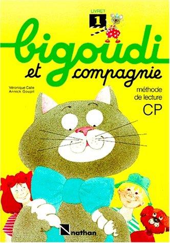 9782091097404: Bigoudi et compagnie, CP livret 1