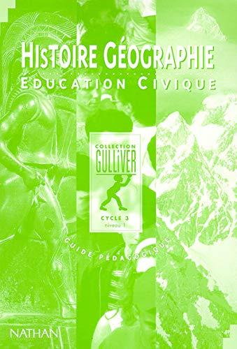 9782091200347: Gulliver histoire - géographie, CE2. Education civique, livre du maître