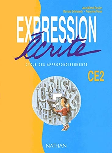 9782091201559: EXPRESSION ECRITE-CE2-ELEVE
