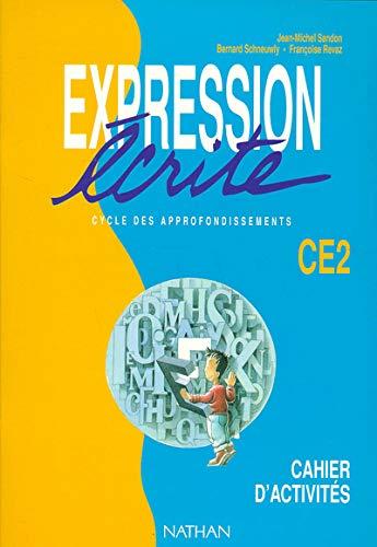 9782091201641: Expression �crite, CE2. Cahier d'activit�s